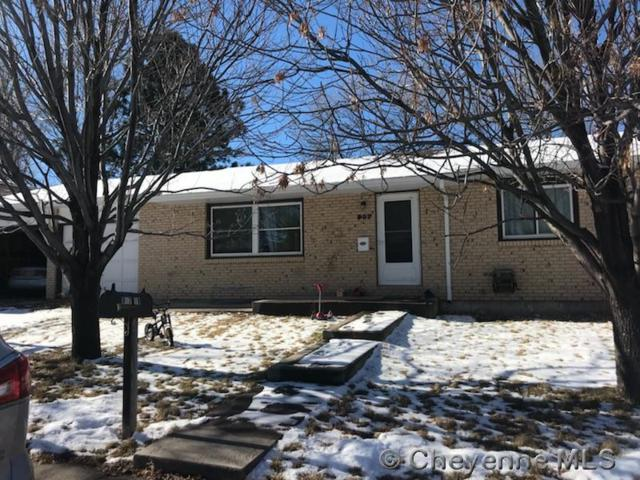907 19TH ST, Wheatland, WY 82201 (MLS #73858) :: RE/MAX Capitol Properties