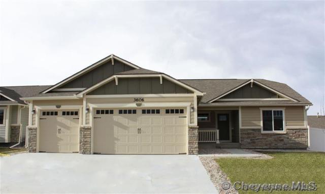 3600 Sahler St, Cheyenne, WY 82009 (MLS #73863) :: RE/MAX Capitol Properties