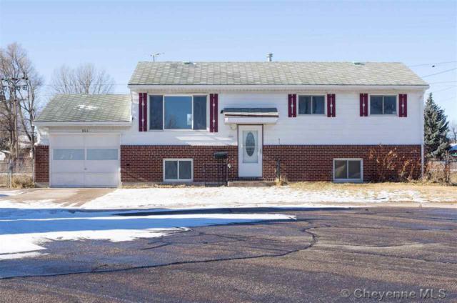 804 Stevens Dr, Cheyenne, WY 82001 (MLS #73866) :: RE/MAX Capitol Properties