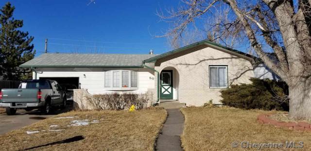 508 Malibu Ct, Cheyenne, WY 82009 (MLS #73867) :: RE/MAX Capitol Properties