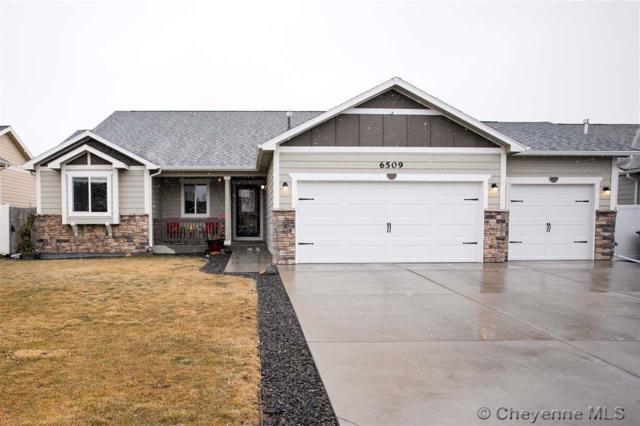 6509 Crossbow Trail, Cheyenne, WY 82001 (MLS #73880) :: RE/MAX Capitol Properties