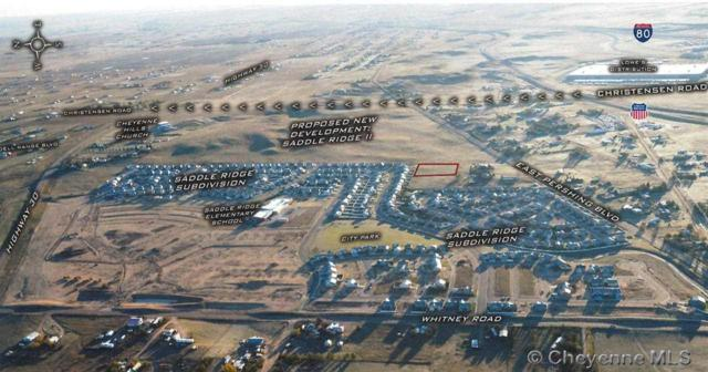 Lot 1 Coyote Flats, Cheyenne, WY 82001 (MLS #73933) :: RE/MAX Capitol Properties
