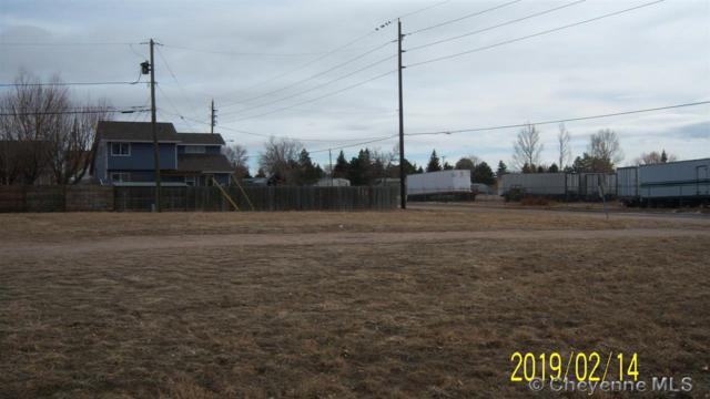 Lot 11 & 12 Ridge Rd, Cheyenne, WY 82001 (MLS #73958) :: RE/MAX Capitol Properties