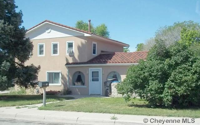 216 Seymour Ave, Cheyenne, WY 82007 (MLS #73984) :: RE/MAX Capitol Properties