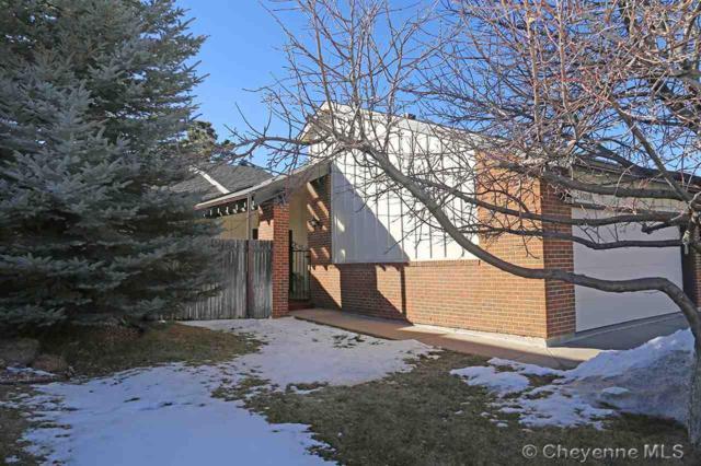 5420 Meadowbrook Dr, Cheyenne, WY 82009 (MLS #73992) :: RE/MAX Capitol Properties