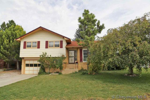 316 Bocage Dr, Cheyenne, WY 82009 (MLS #73995) :: RE/MAX Capitol Properties