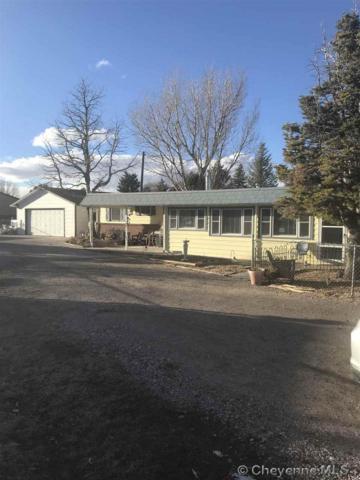 1312 S Avenue C, Cheyenne, WY 82007 (MLS #74001) :: RE/MAX Capitol Properties