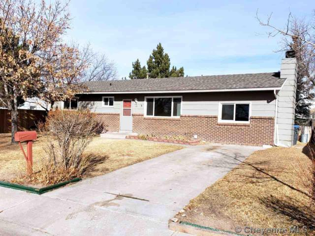 182 Big Sandy Cir, Cheyenne, WY 82001 (MLS #74022) :: RE/MAX Capitol Properties