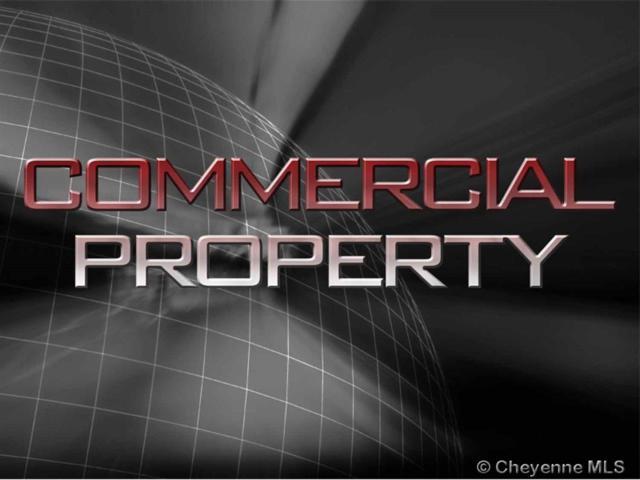 1110 & 1112 S Greeley Hwy, Cheyenne, WY 82007 (MLS #74038) :: RE/MAX Capitol Properties