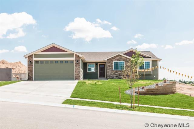 3615 Sahler St, Cheyenne, WY 82009 (MLS #74059) :: RE/MAX Capitol Properties