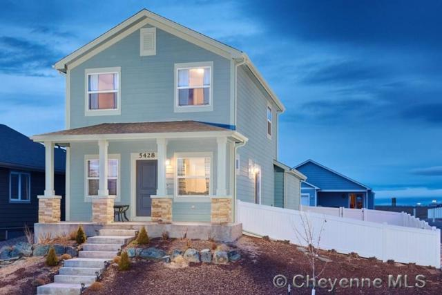 5428 Liz Ranch Rd, Cheyenne, WY 82007 (MLS #74095) :: RE/MAX Capitol Properties