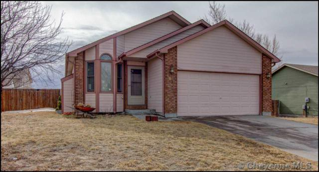 1611 Gold Dust Rd, Cheyenne, WY 82007 (MLS #74097) :: RE/MAX Capitol Properties