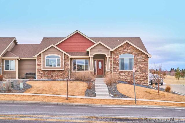 1107 Gardenia Dr, Cheyenne, WY 82009 (MLS #74103) :: RE/MAX Capitol Properties