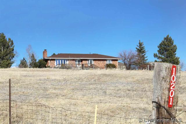 10201 Mason Rd, Cheyenne, WY 82009 (MLS #74104) :: RE/MAX Capitol Properties