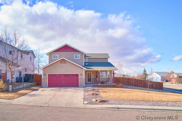 5712 Kennedy Dr, Cheyenne, WY 82001 (MLS #74106) :: RE/MAX Capitol Properties