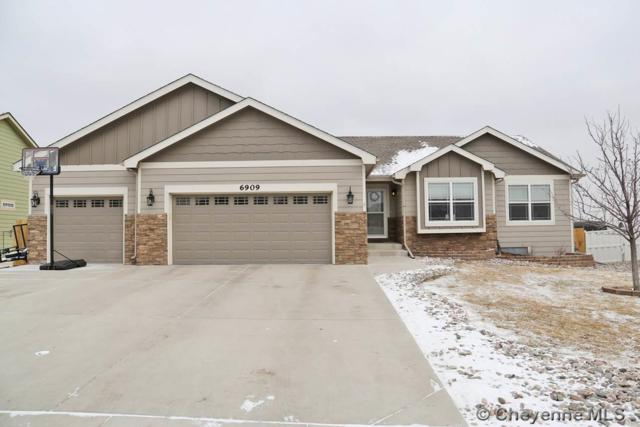 6909 Snowy River Rd, Cheyenne, WY 82001 (MLS #74117) :: RE/MAX Capitol Properties