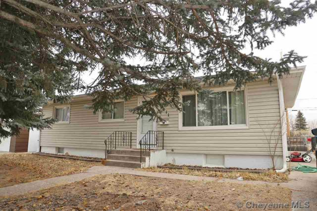 1011 Cahill Dr, Cheyenne, WY 82007 (MLS #74131) :: RE/MAX Capitol Properties