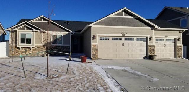 3703 Rustic Rd, Cheyenne, WY 82001 (MLS #74148) :: RE/MAX Capitol Properties