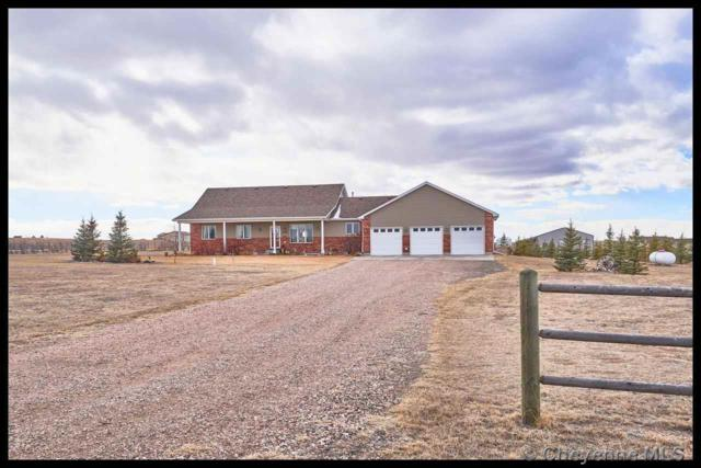 2060 Canyon Dr, Cheyenne, WY 82009 (MLS #74154) :: RE/MAX Capitol Properties