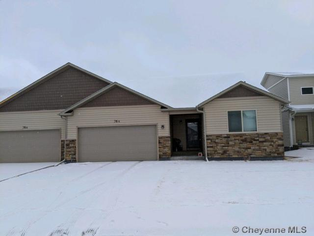 76 A 27TH ST, Wheatland, WY 82201 (MLS #74155) :: RE/MAX Capitol Properties