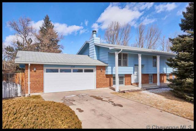 130 Cape Ct, Cheyenne, WY 82001 (MLS #74157) :: RE/MAX Capitol Properties