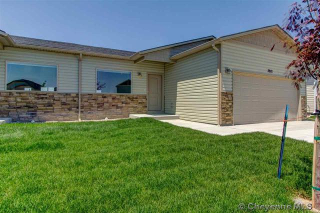 78A 28TH ST, Wheatland, WY 82206 (MLS #74203) :: RE/MAX Capitol Properties