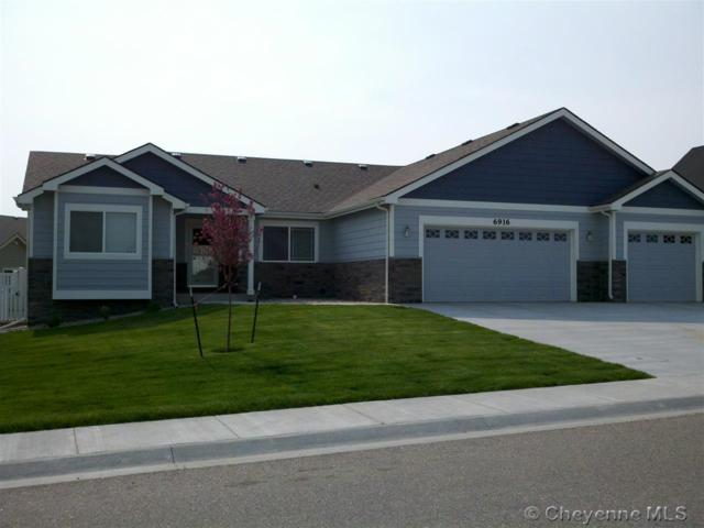6916 Snowy River Rd, Cheyenne, WY 82001 (MLS #74223) :: RE/MAX Capitol Properties