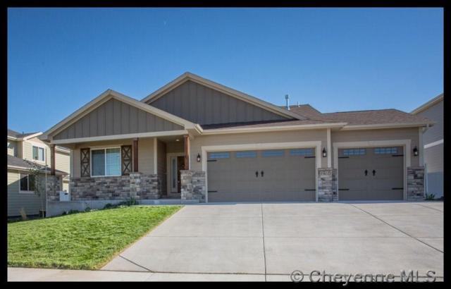 1211 Marie Ln, Cheyenne, WY 82009 (MLS #74226) :: RE/MAX Capitol Properties