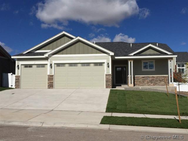 1206 Marie Ln, Cheyenne, WY 82009 (MLS #74236) :: RE/MAX Capitol Properties