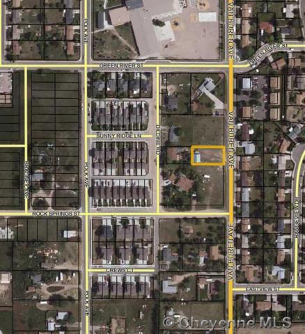 TBD Van Buren Ave, Cheyenne, WY 82001 (MLS #74249) :: RE/MAX Capitol Properties