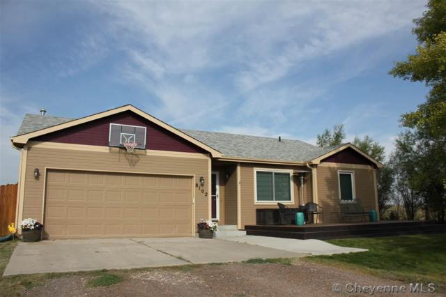 8102 Stagecoach Rd, Cheyenne, WY 82009 (MLS #74254) :: RE/MAX Capitol Properties