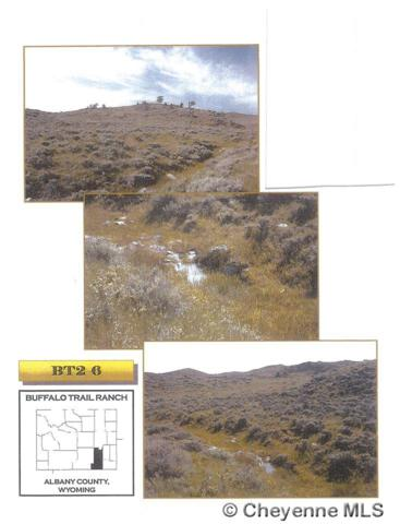 Tract BT2-6 Buffalo Trail Ranch, Wheatland, WY 82201 (MLS #74289) :: RE/MAX Capitol Properties