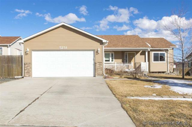 5231 Danielle Ct, Cheyenne, WY 82009 (MLS #74322) :: RE/MAX Capitol Properties