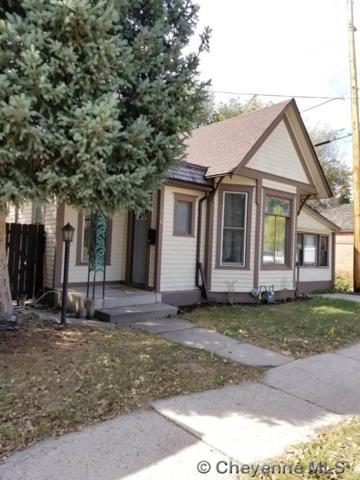1710 Seymour Ave, Cheyenne, WY 82001 (MLS #74333) :: RE/MAX Capitol Properties