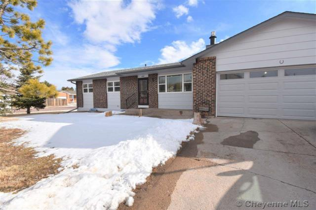 4001 Carla Dr, Cheyenne, WY 82009 (MLS #74344) :: RE/MAX Capitol Properties
