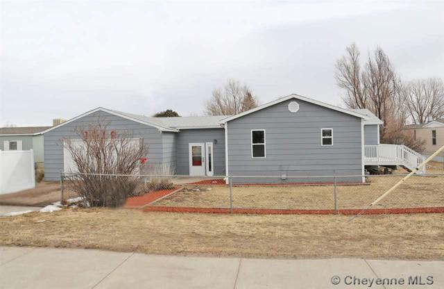 1019 Avenue C, Cheyenne, WY 82007 (MLS #74347) :: RE/MAX Capitol Properties