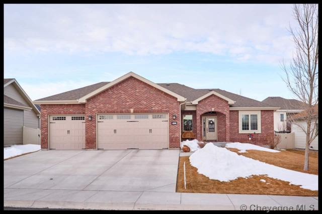 2120 Pattison Ave, Cheyenne, WY 82009 (MLS #74359) :: RE/MAX Capitol Properties