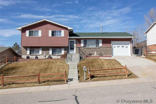720 Cottonwood Dr, Cheyenne, WY 82001 (MLS #74382) :: RE/MAX Capitol Properties