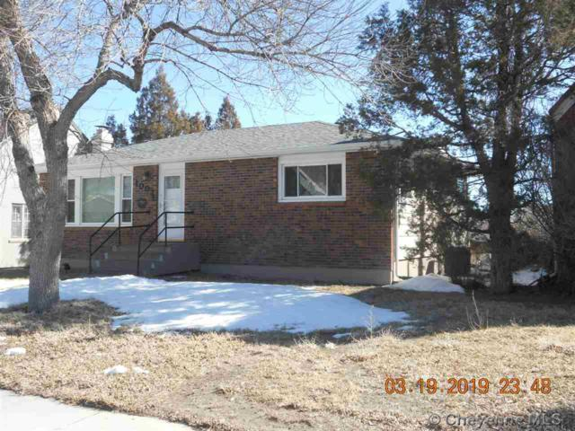 1002 9TH ST, Wheatland, WY 82201 (MLS #74387) :: RE/MAX Capitol Properties