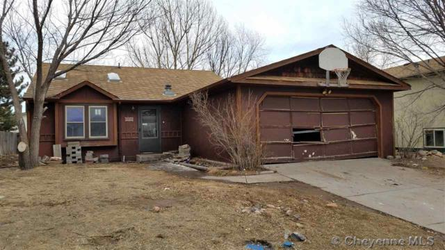 2119 Pine Ave, Cheyenne, WY 82007 (MLS #74390) :: RE/MAX Capitol Properties