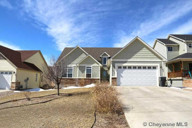 4918 Connie Dr, Cheyenne, WY 82009 (MLS #74415) :: RE/MAX Capitol Properties