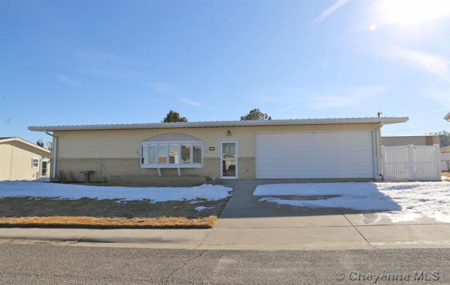 509 Beech Ave, Pine Bluffs, WY 82082 (MLS #74416) :: RE/MAX Capitol Properties
