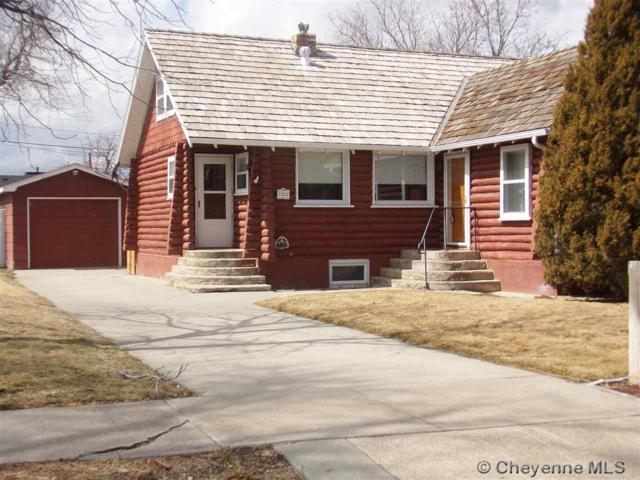1205 11TH ST, Wheatland, WY 82201 (MLS #74449) :: RE/MAX Capitol Properties