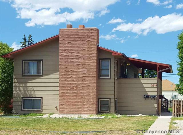 2514 E 12TH ST A & B, Cheyenne, WY 82001 (MLS #74498) :: RE/MAX Capitol Properties