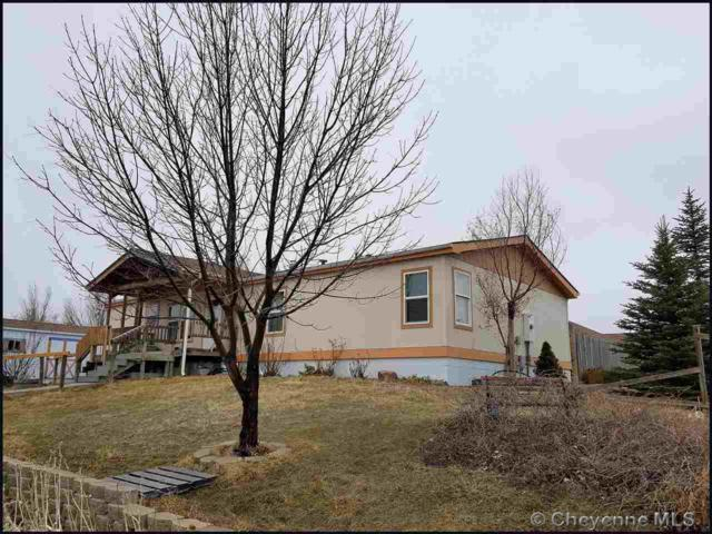 3550 Cleveland Ave, Cheyenne, WY 82001 (MLS #74515) :: RE/MAX Capitol Properties