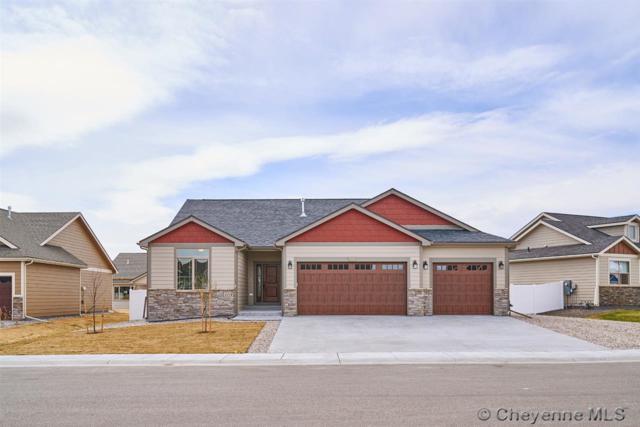 3319 Thomas Rd, Cheyenne, WY 82001 (MLS #74540) :: RE/MAX Capitol Properties