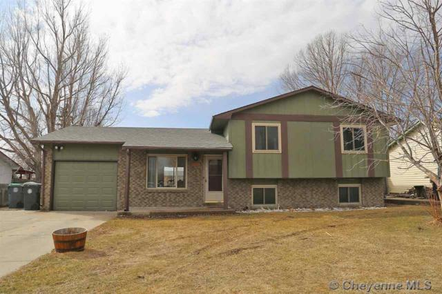 3309 Barbell Ct, Cheyenne, WY 82009 (MLS #74551) :: RE/MAX Capitol Properties