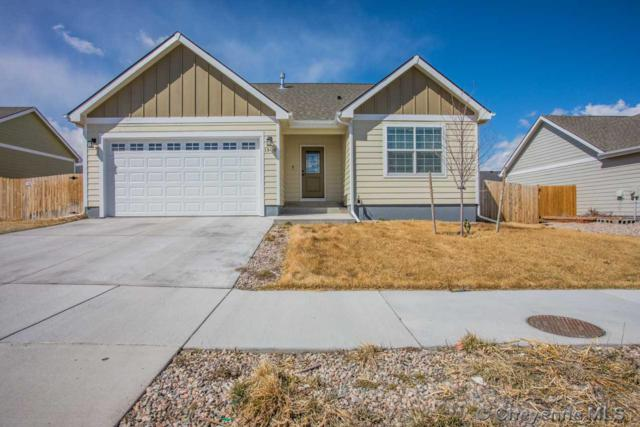 1908 Cedar Ave, Cheyenne, WY 82009 (MLS #74565) :: RE/MAX Capitol Properties