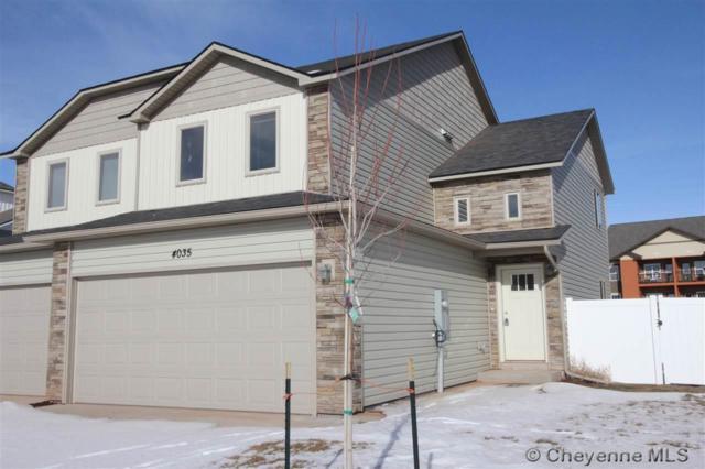 4141 Plateau Ct, Laramie, WY 82071 (MLS #74572) :: RE/MAX Capitol Properties