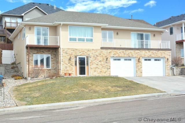 2524 Foothills Rd, Cheyenne, WY 82009 (MLS #74581) :: RE/MAX Capitol Properties